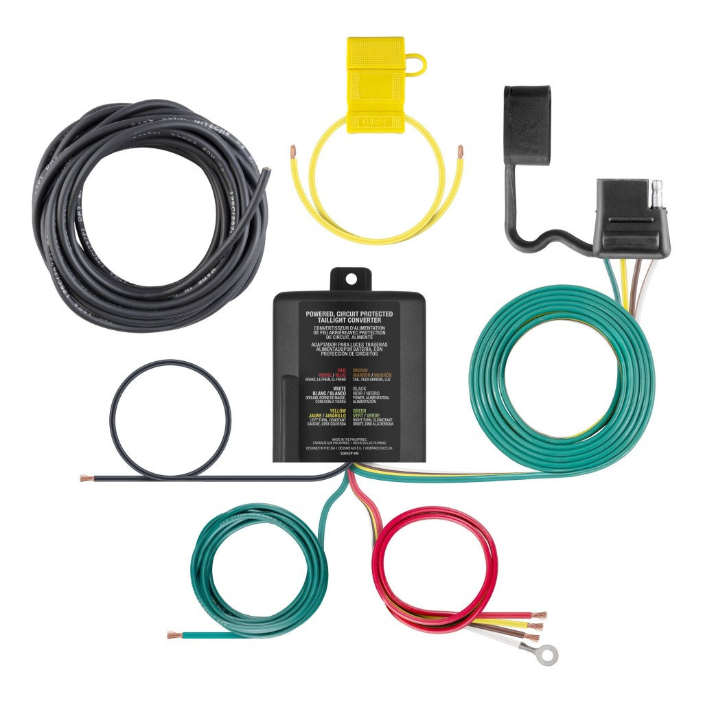 MULTI-FUNCTION TAILLIGHT CONVERTER KIT 59236